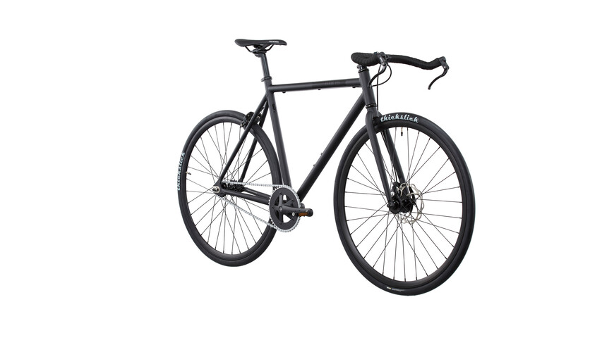 FIXIE Inc. Peacemaker Rower Single Speed czarny